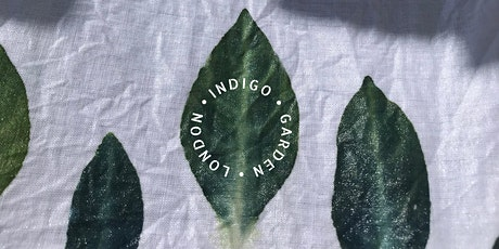 Sowing Crafts: Print & Pattern with Indigo plants tickets