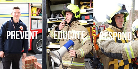 """Being a firefighter - Is it for you?"" Ethnic Minorities Career Event tickets"