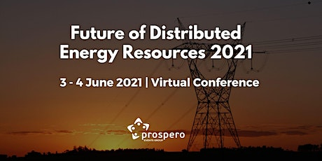 Future of Distributed Energy Resources 2021 tickets