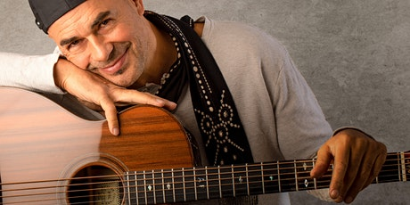 Jazz At The George IV - An Evening with Antonio Forcione tickets