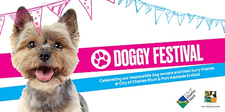 Dog Park Etiquette Training Sessions - Tedder Reserve - Doggy Festival tickets