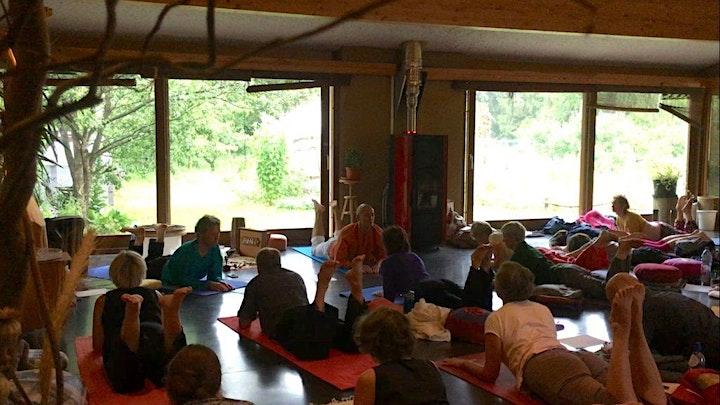 Image pour Stage Yoga et Chant à Avioth