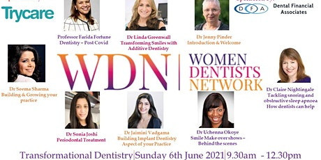 Women Dentistry Network - Transformational Dentistry tickets