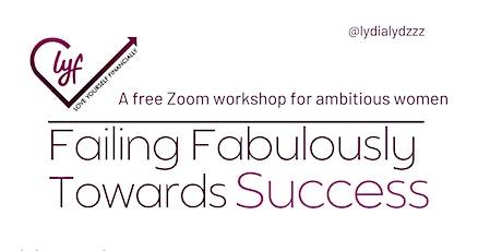 Failing Fabulously Towards Success Tickets