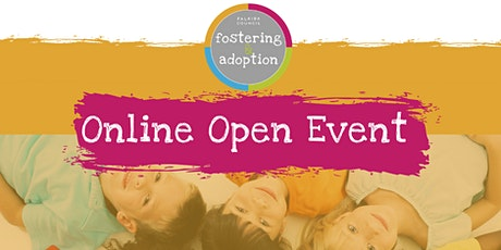 Falkirk Council Fostering Online Open Event April 2021 tickets