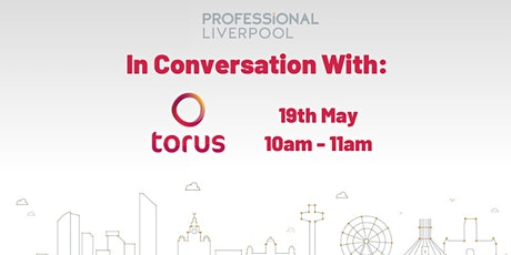 Professional Liverpool in conversation with Torus tickets