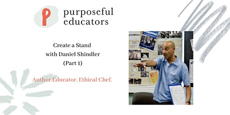 Creating your Stand with Daniel Shindler (Part 1) tickets