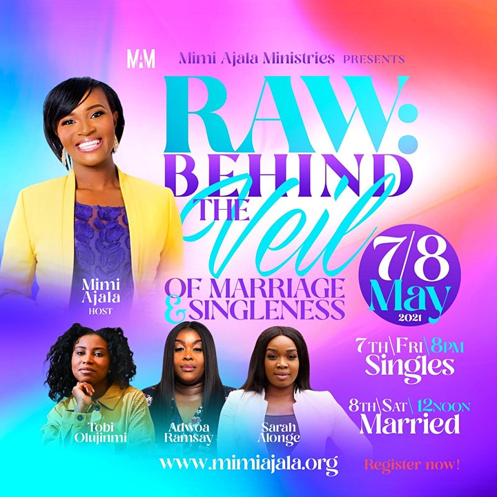Raw: Behind the Veil For Single & Married Ladies image
