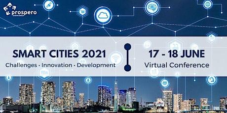 Smart Cities 2021 bilhetes