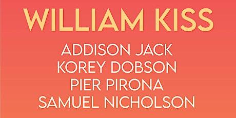 NGA Presents: William Kiss tickets