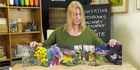 Imaginary Landscapes Concertina Sketchbooks with Charlotte Turner tickets