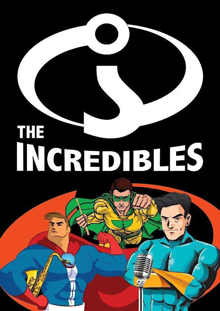 The Incredibles Band @ PortFC image