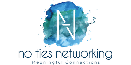 No Ties Networking – August Online Edition Tickets
