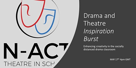 Inspiration Burst - enhancing creativity in the socially distanced space tickets