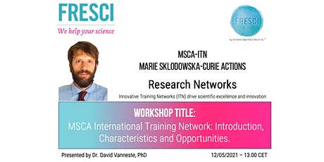MSCA Innovative Training Network: Characteristics and Opportunities tickets