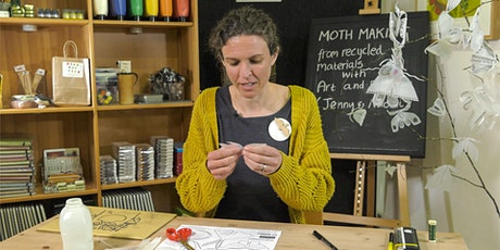 Moths to a Flame with Jenny & Naomi from Art and Energy tickets