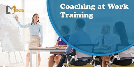 Coaching at Work 1 Day Virtual Live Training in Vancouver tickets