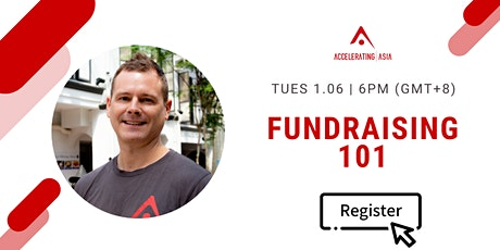 Fundraising 101: For Early Stage Startups tickets