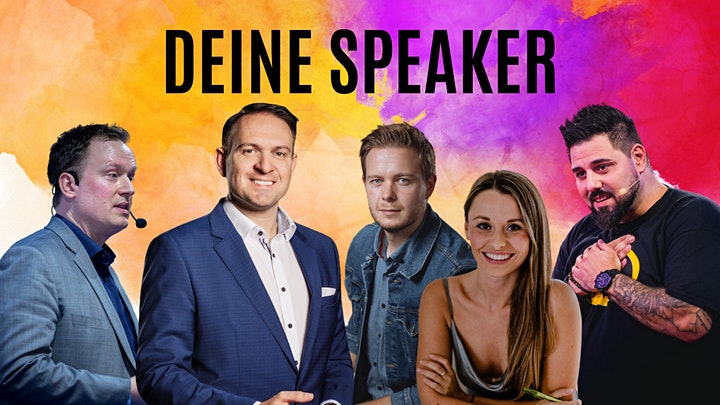 COLOR YOUR LIFE business - ONLINE EVENT: Bild