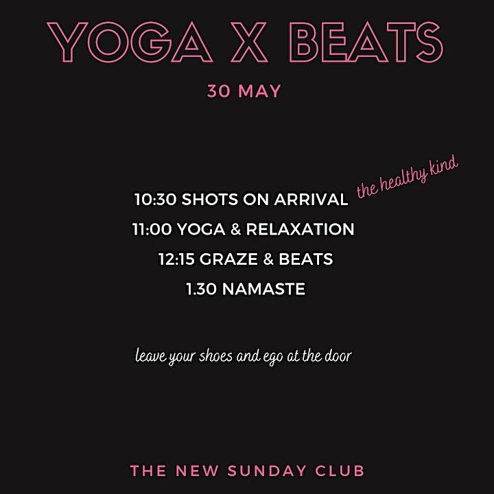 YOGA X BEATS image
