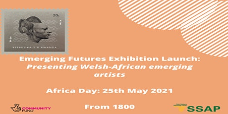 Emerging futures by creatives of Welsh-African heritage - Exhibition launch tickets
