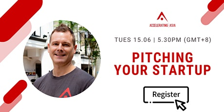 Level-up your Pitching tickets