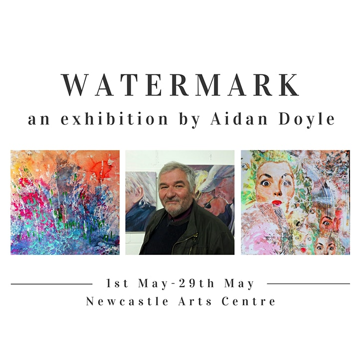 WATERMARK: An Exhibition by Aidan Doyle image