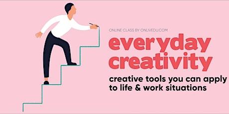 Everyday Creativity tickets