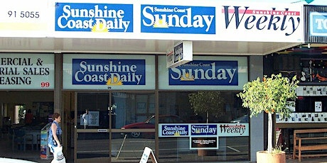 Sunshine Coast Daily STAFF REUNION tickets