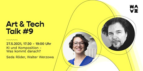 Art & Tech Talk #9 mit Seda Röder und Walter Werzova: Beethoven KI Tickets