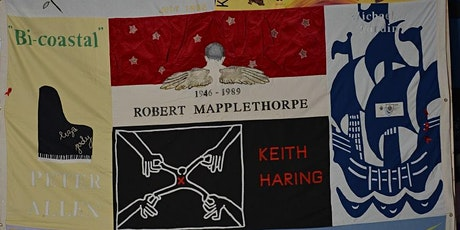 UK AIDS Memorial Quilts Display tickets