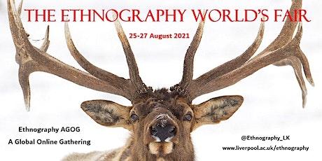 Ethnography Symposium 2021 tickets