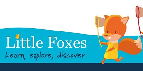 Little Foxes - Let's Get Creative: Arts and Craft tickets