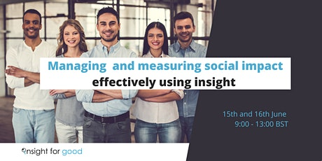 Managing and measuring impact effectively using insight tickets
