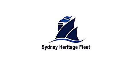 Sydney Heritage Fleet - Free entry, alongside, to the James Craig tickets