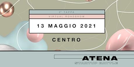 Roadshow virtuale Atena Startup Battle 2021 | Centro Italia entradas