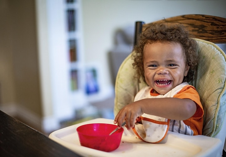 JUNE 5-week course: Managing Challenging Mealtimes with your Toddler image