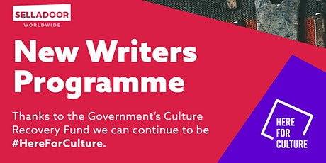 New Writers Programme Showcase tickets