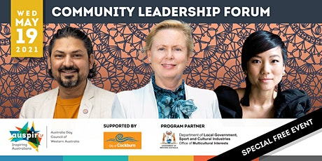 FREE: Community Leadership Forum - City of Cockburn tickets