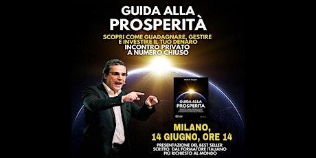 GUIDA ALLA PROSPERITA' - PAOLO RUGGERI biglietti
