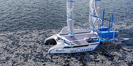 Conferencia de Yvan Bourgnon – Residuos plásticos marítimos The SeaCleaners entradas