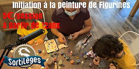 Atelier Découverte : Peinture de Figurines billets