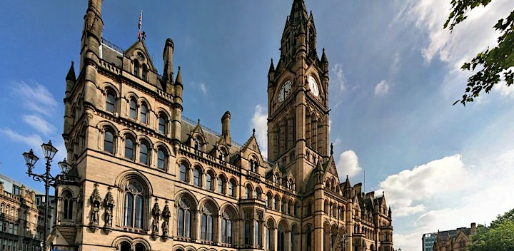 Manchester Town Hall – The Full Tour While the Building is Closed (on Zoom) image