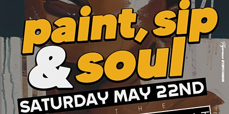 Sip, Paint & Soul tickets