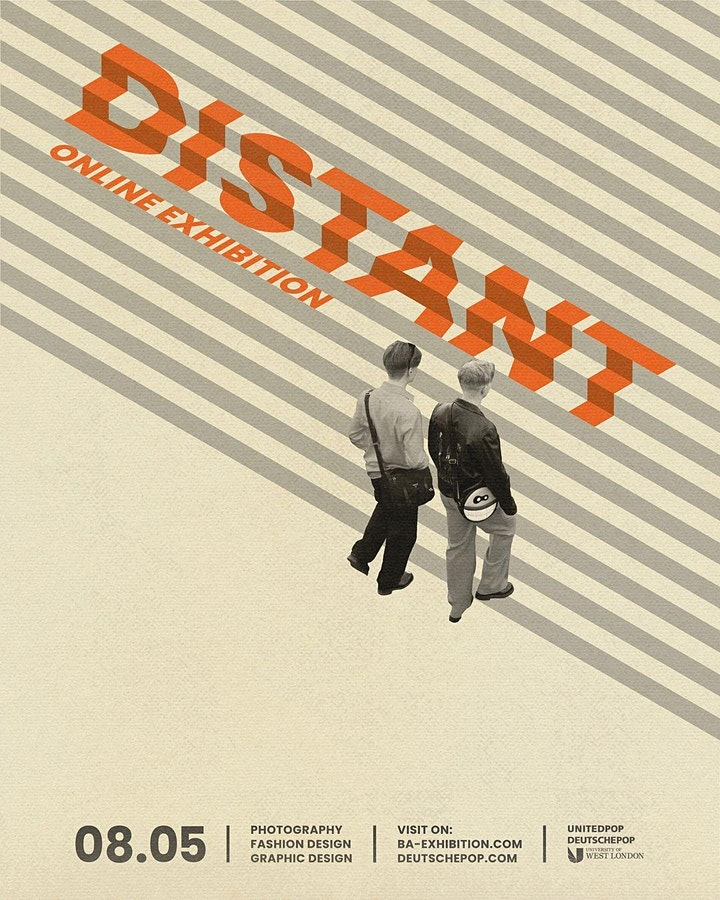 Distant - Bachelor Online Exhibition - Grand Opening & Guided Tour: Bild