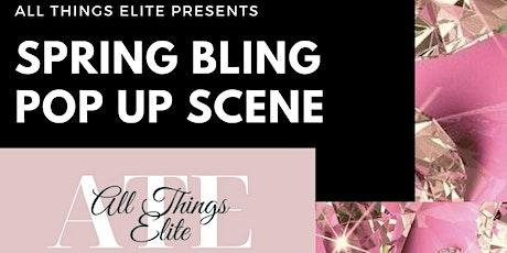 Spring Bling Pop Up Scene tickets
