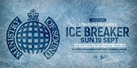 The Official London Freshers Ice breaker 2021 tickets