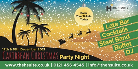Caribbean Christmas Party Nights 2021 tickets