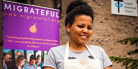 Vegan Eritrean cookery class with Helen- NEW MENU! tickets