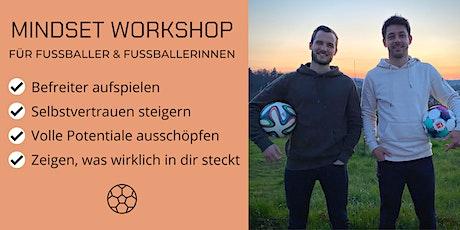 Mindset Workshop für Fußballer & Fußballerinnen Tickets